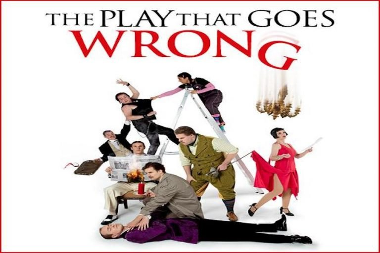 The Play That Goes Wrong at Congress Theatre