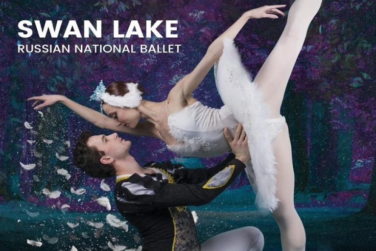 The Russian National Ballet at Connaught Theatre