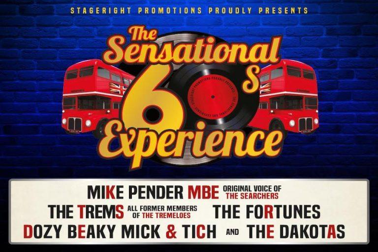 The Sensational 60s Experience at Pavilion Theatre