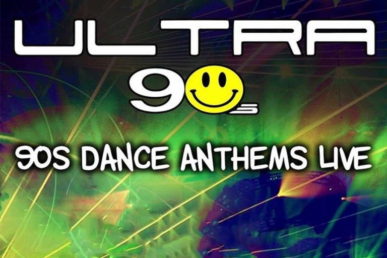 Ultra 90s Dance Anthems LIVE at Brighton Centre