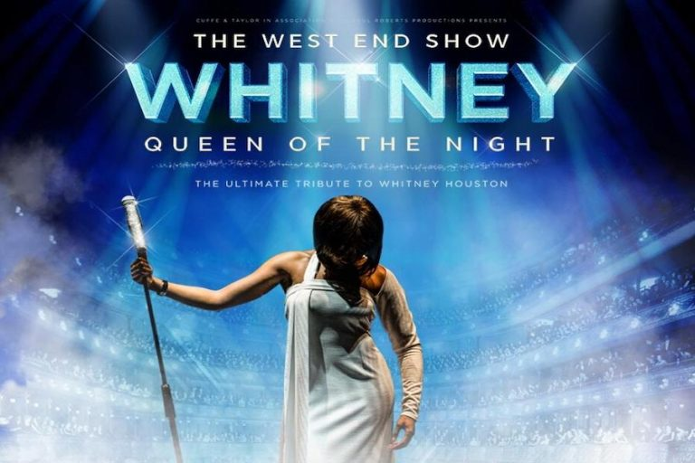 Whitney-Queen of the Night at Pavilion Theatre