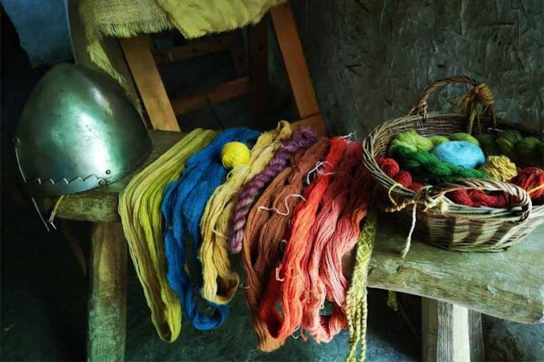 Wool Weekend at Weald and Downland Museum