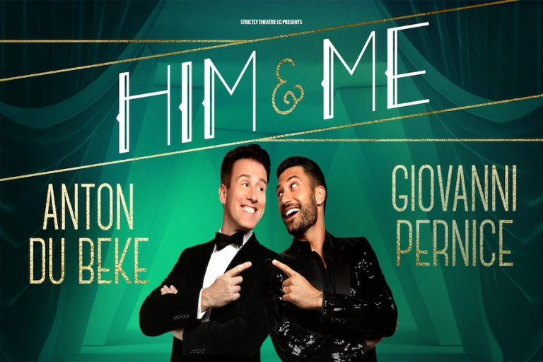 Anton & Giovanni-Him & Me at The Hawth
