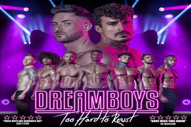 Dreamboys at The Hawth