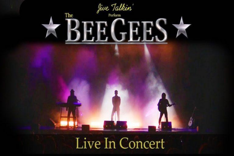 Jive Talkin' Perform The Bee Gees at The Hawth