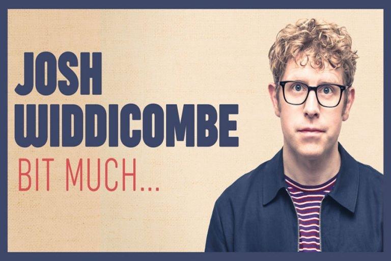 Josh Widdicombe at The Hawth