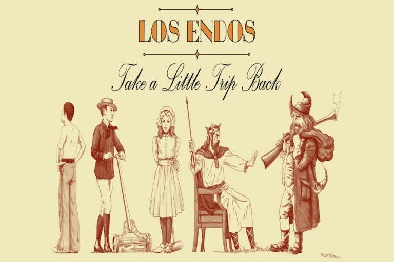 Los Endos at The Hawth