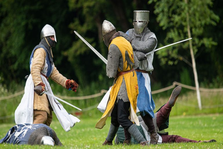 Medieval Weekends at Arundel Castle