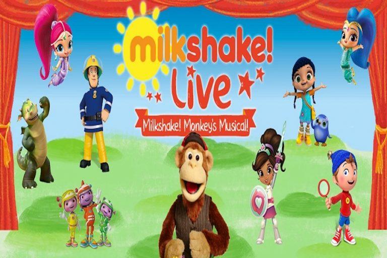 Milkshake Live at The Hawth
