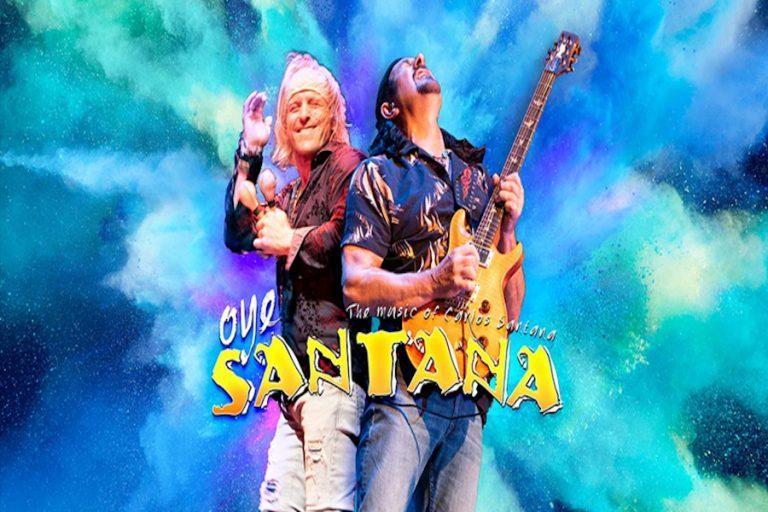 Oye Santana at The Hawth