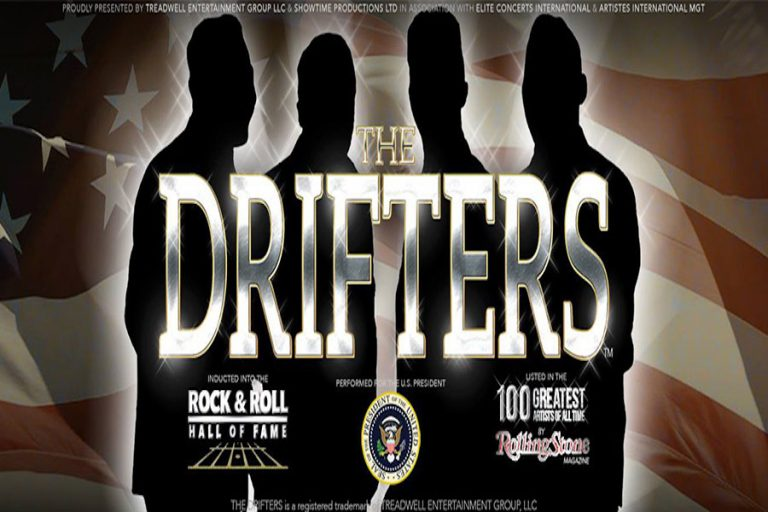 The Drifters at The Hawth