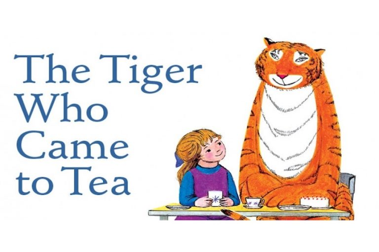 The Tiger Who Came to Tea at The Hawth