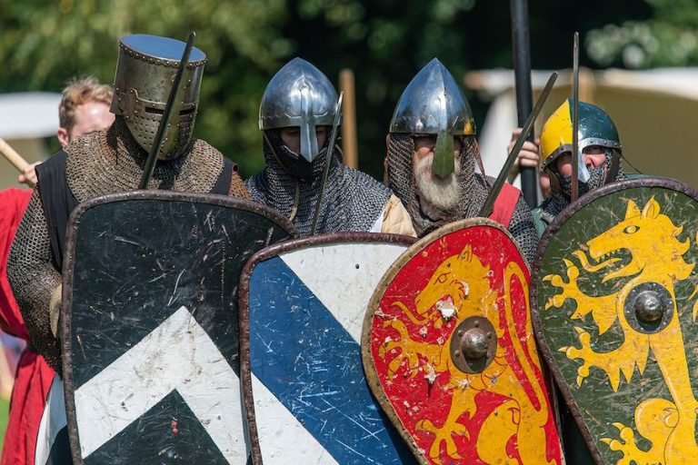 12000 Years of Combat at Arundel Castle