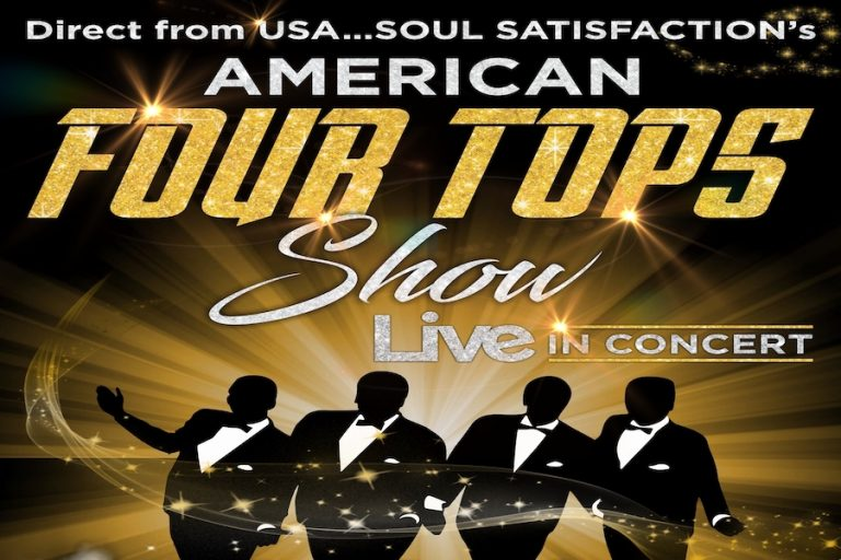 American Four Tops at Royal Hippodrome Theatre