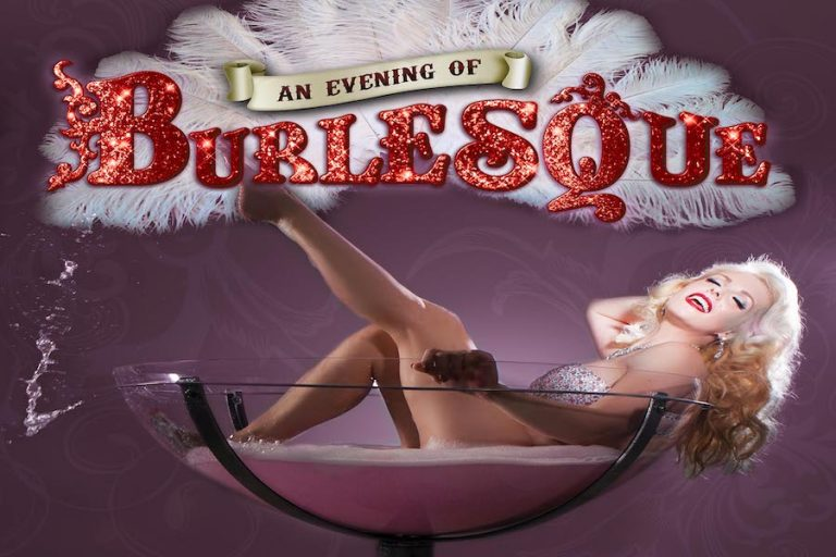 An Evening of Burlesque at Royal Hippodrome Theatre