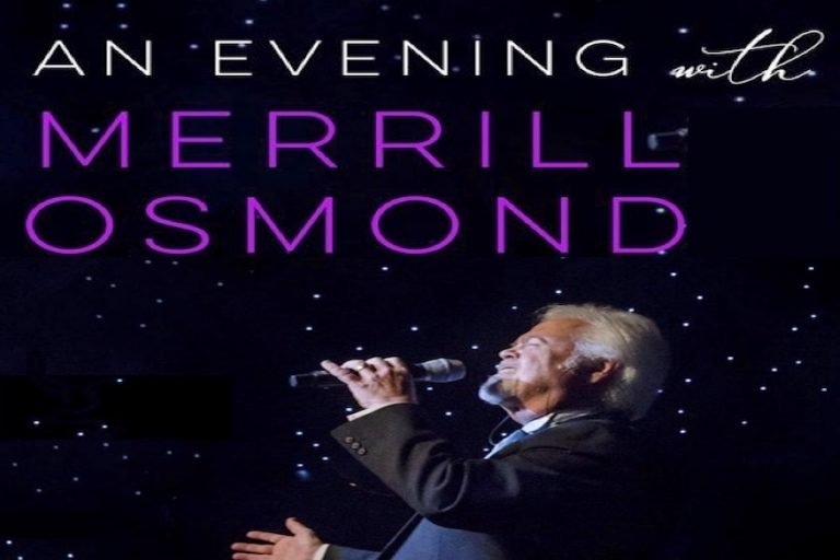 An Evening with Merrill Osmond at Royal Hippodrome Theatre