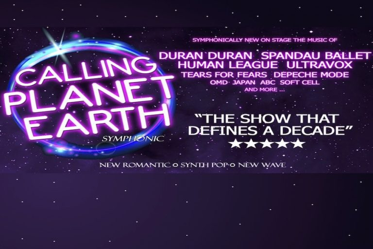 Calling Planet Earth at Royal Hippodrome Theatre