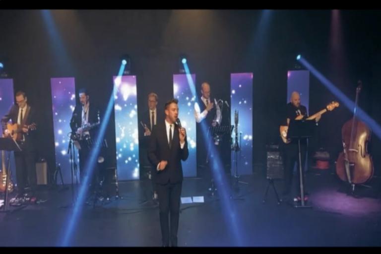 Everything Bublé at Royal Hippodrome Theatre
