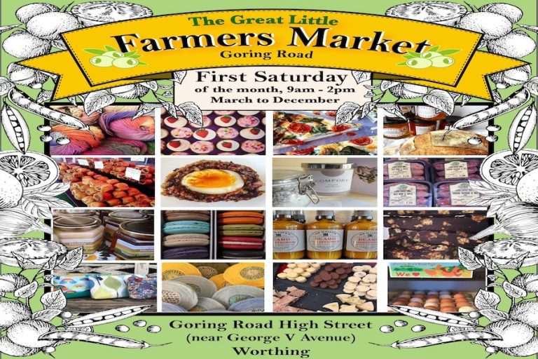 Goring Road Farmers Market