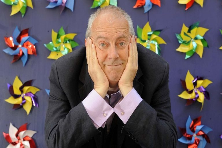 Gyles Brandreth at The Capitol Horsham