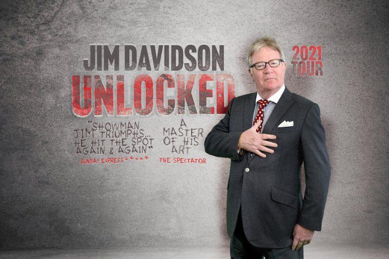 Jim Davidson at Chequer Mead Theatre