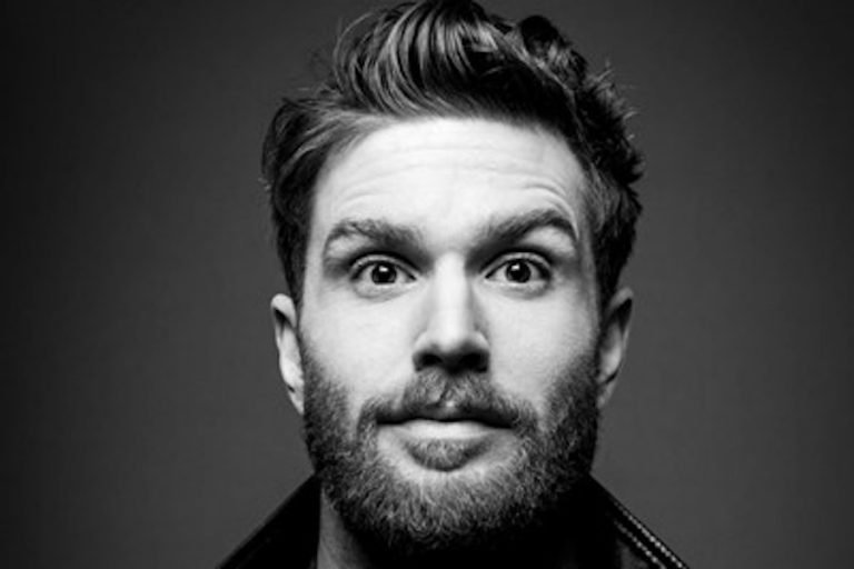 Joel Dommett at The Capitol