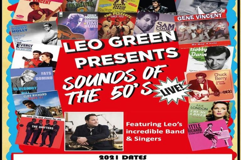 Leo Green Presents Sounds of the 50s at Royal Hippodrome Theatre