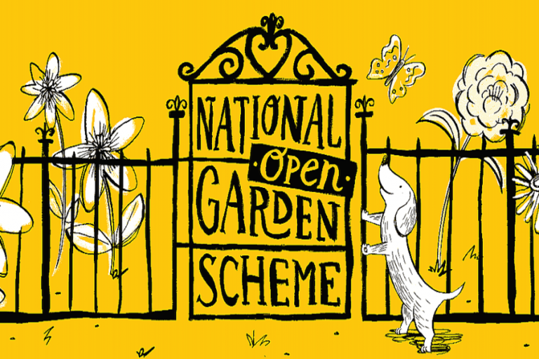 National Gardens Scheme Open Day at Borde Hill Garden