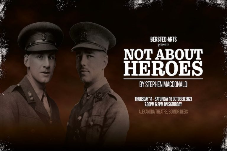 Not About Heroes at Regis Centre