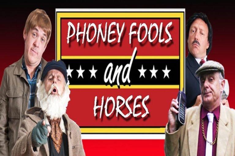Phoney Fools and Horses at Royal Hippodrome Theatre