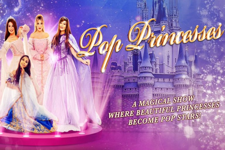 Pop Princesses at Chequer Mead Theatre