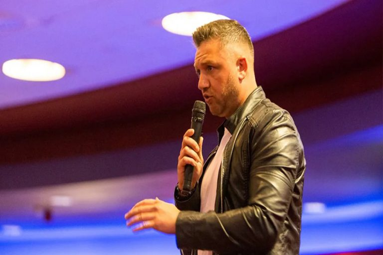 Psychic Medium David Maddock at Royal Hippodrome Theatre