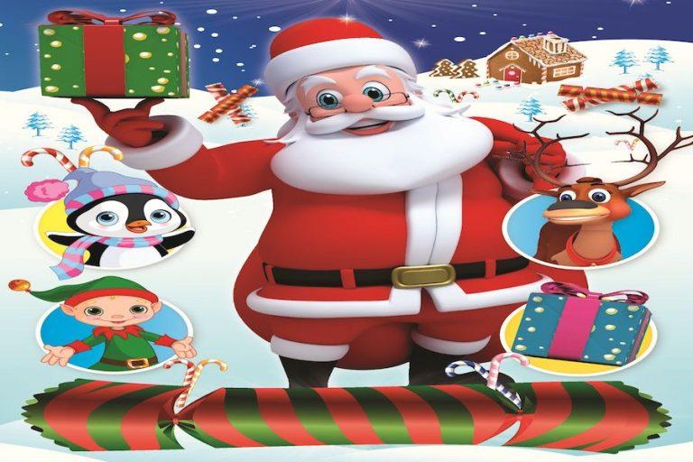 Santa's Best Ever Christmas at Regis Centre