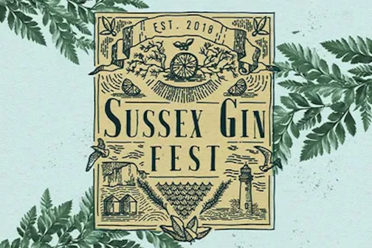 Sussex Gin Fest at Borde Hill Garden