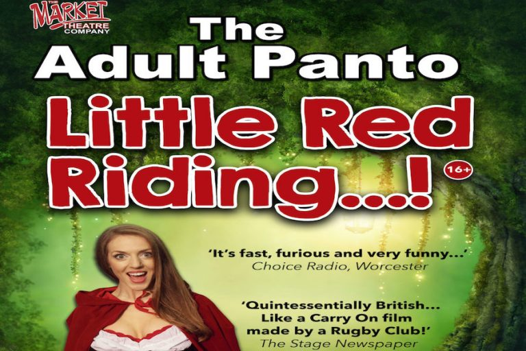 The Adult Panto at Royal Hippodrome Theatre