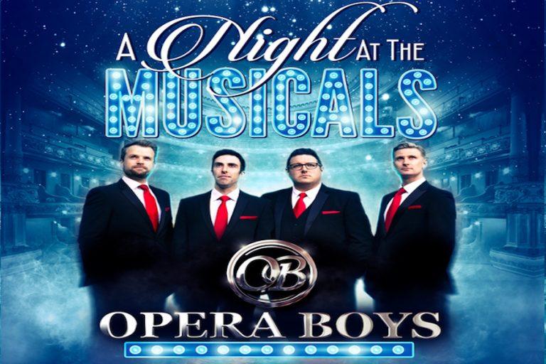 The Opera Boys at Royal Hippodrome Theatre