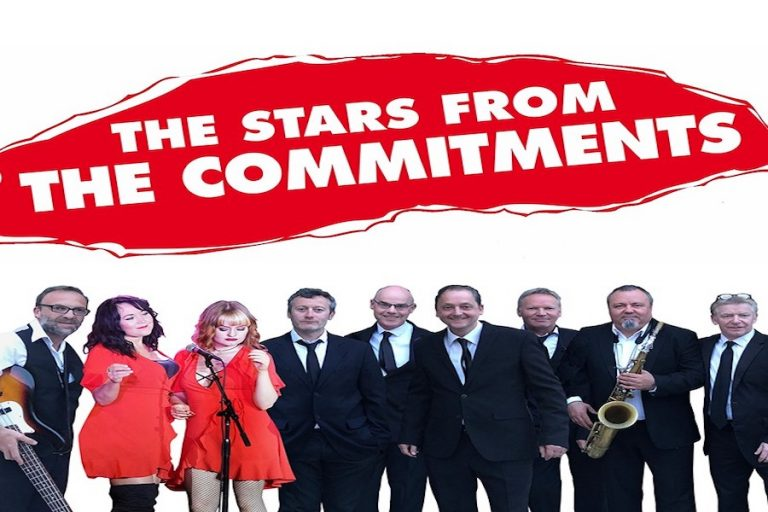 The Stars From The Commitments at Royal Hippodrome Theatre