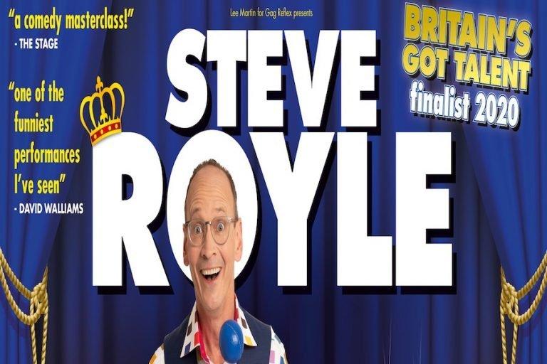 The (Steve) Royle Variety Performance at Royal Hippodrome Theatre