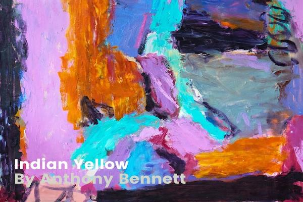 Anthony Bennett Exhibition at Worthing Museum & Art Gallery
