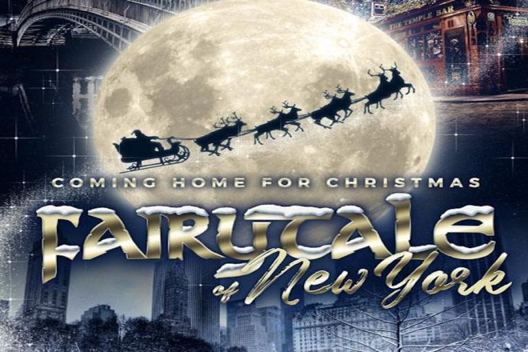 Fairytale of New York at Congress Theatre