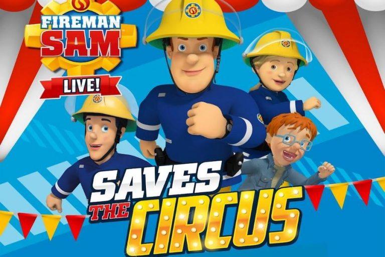 Fireman Sam Live! at Pavilion Theatre