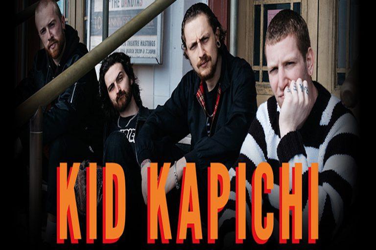 Kid Kapichi at White Rock Theatre