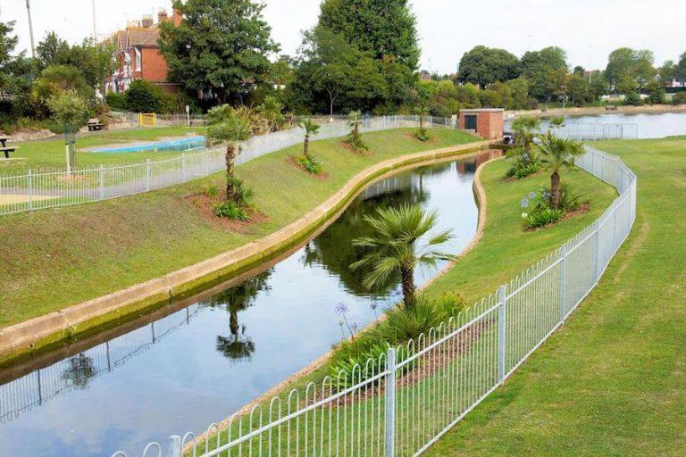 Princes Park Eastbourne