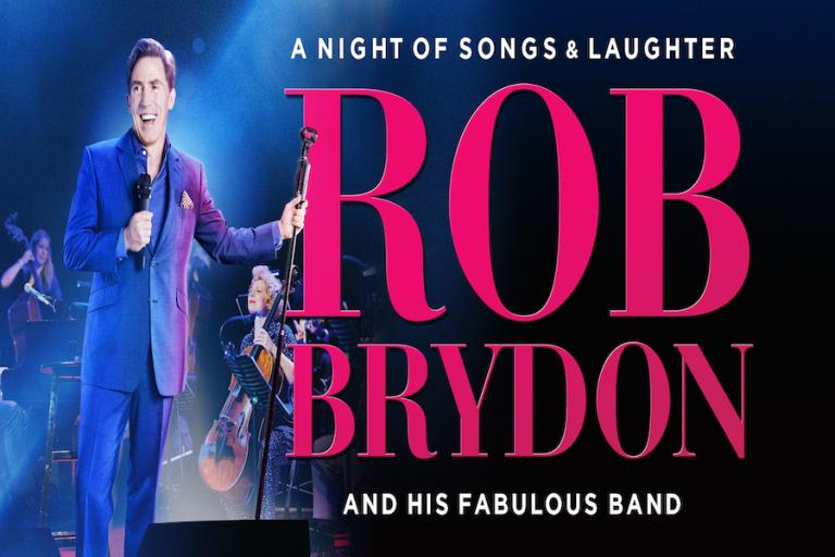 Rob Brydon at White Rock Theatre