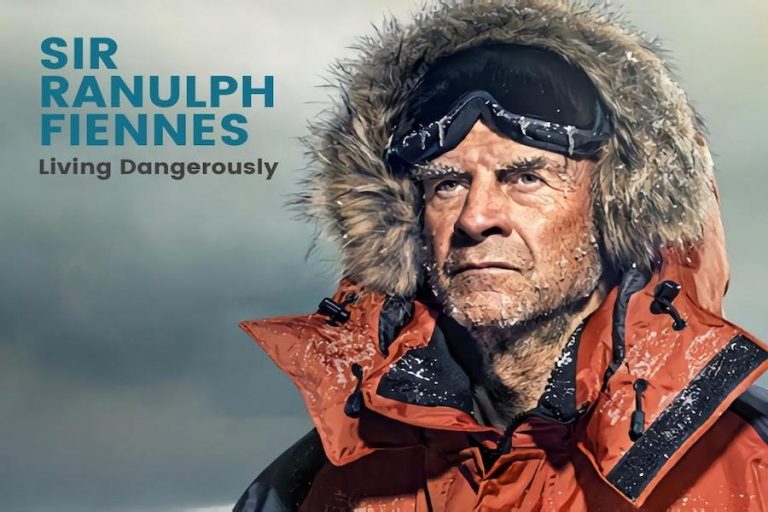 Sir Ranulph Fiennes at Assembly Hall