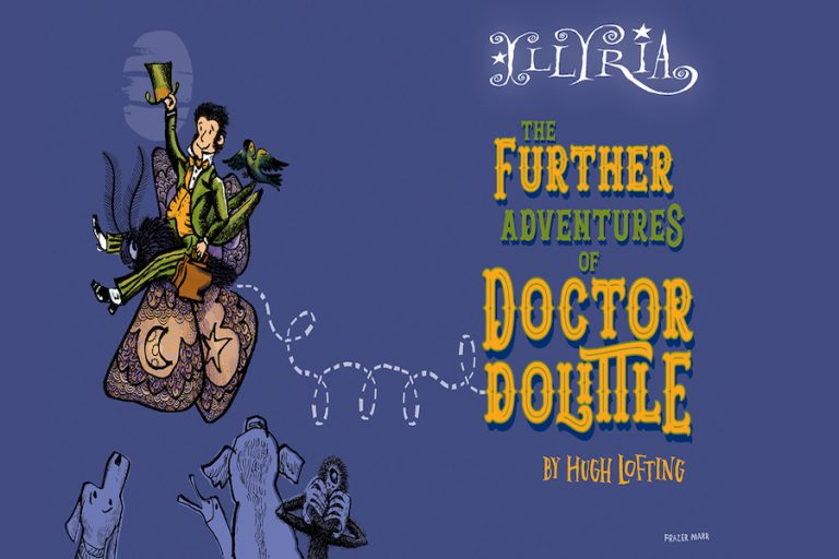 The FURTHER Adventures of Doctor Dolittle at The Hawth