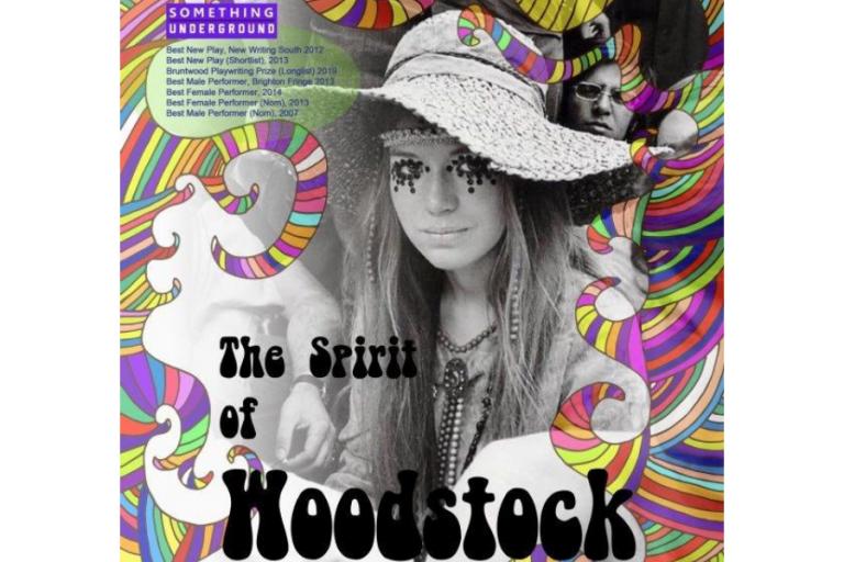 The Spirit of Woodstock in St Ann's Well Gardens