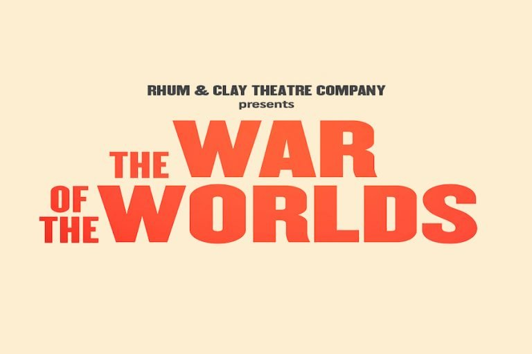 The War of The Worlds at Connaught Theatre