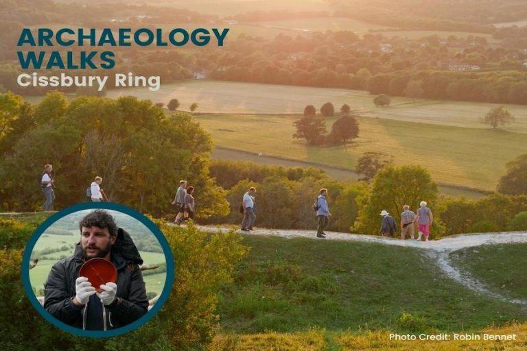Worthing Museum Archaeology Walks 2021