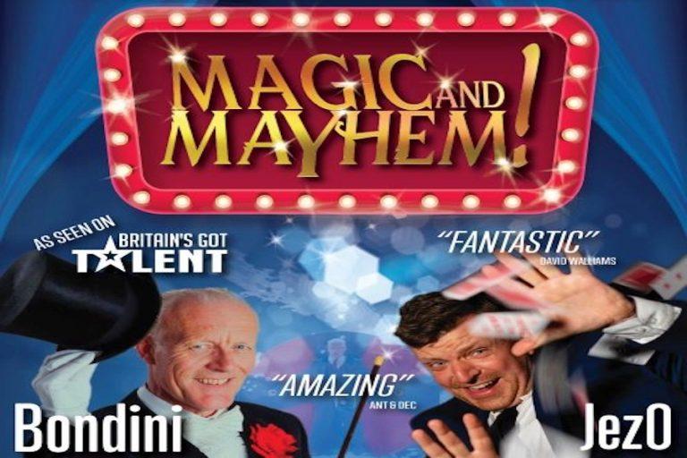 Magic and Mayhem at Hailsham Big Top